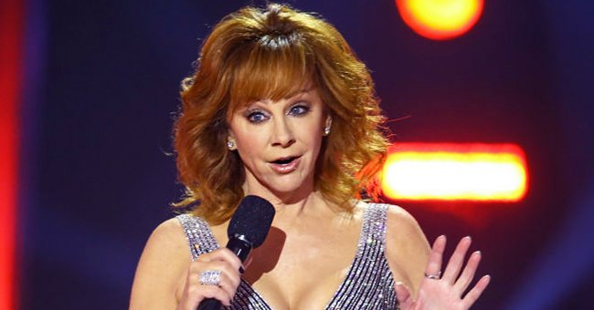 Reba McEntire speaks onstage during the 54th Annual CMA Awards at Nashville's Music City Center on November 11, 2020 in Nashville, Tennessee | Photo: Getty Images