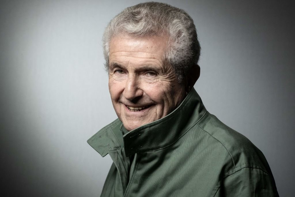 Portrait de Claude Lelouch. | Photo : Getty Images