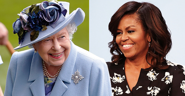 Queen Elizabeth's Dresser Angela Kelly Recalls How Her Majesty Broke Royal Protocol with Michelle Obama during 2009 Visit