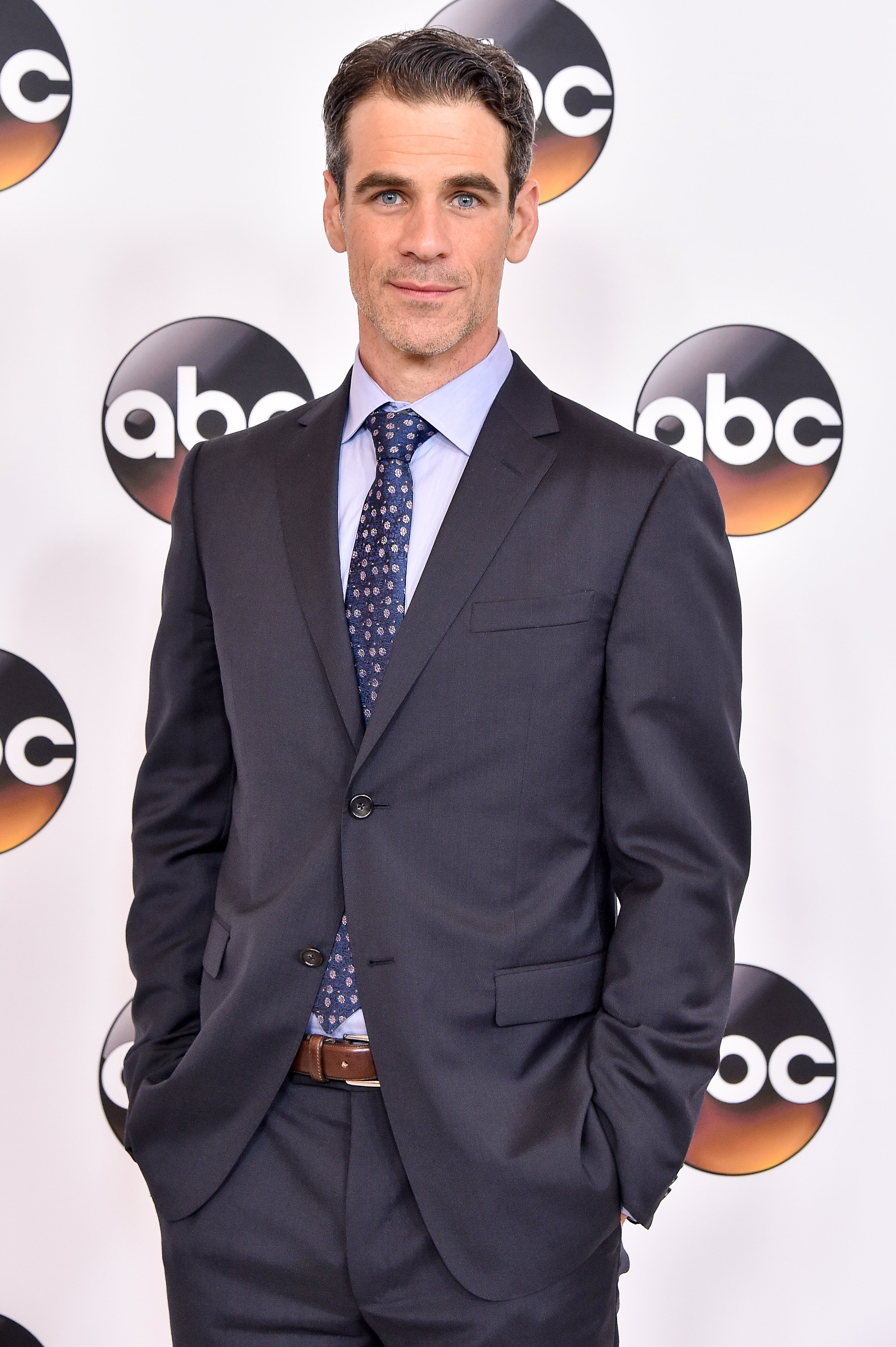 Eddie Cahill attends the Disney ABC Television Group TCA Summer Press Tour in Beverly Hills on August 4, 2016   Photo: Getty Images