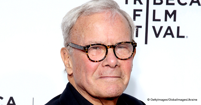 Iconic Newsman Tom Brokaw Reveals that He Stopped Drinking from Plastic Bottles over Disease Fear