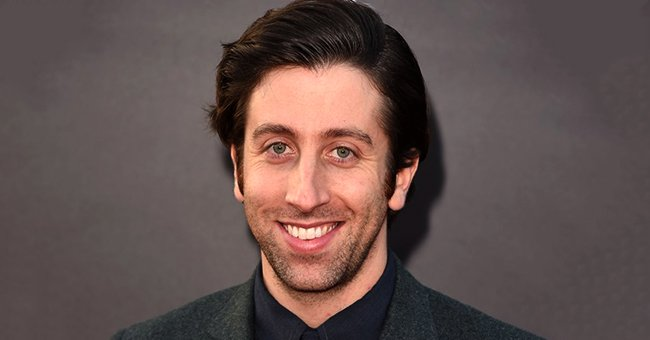 Simon Helberg at the Hollywood Film Awards on November 14, 2014.   Photo: Getty Images
