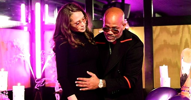 Damon Dash and Pregnant Fiancée Raquel Horn Celebrate at Baby Shower after Arrest over Alleged Unpaid Child Support
