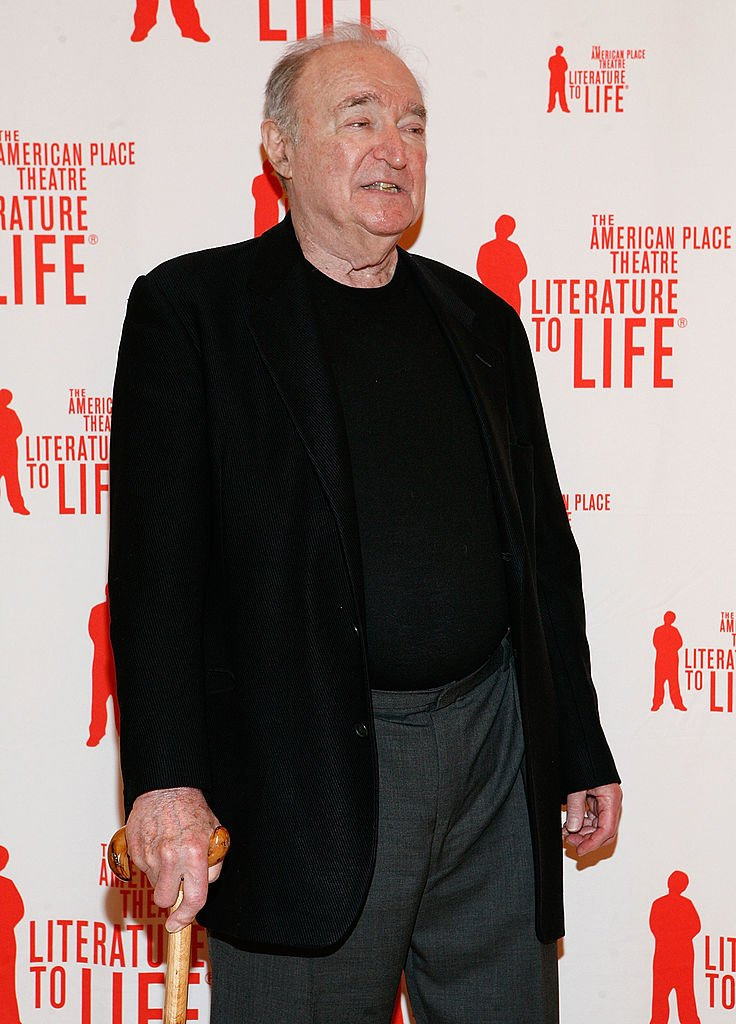 Wynn Handman attends the Literature to Life 2011 gala at The Times Center on May 23, 2011 | Photo: Getty Images