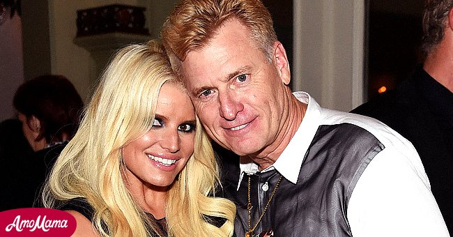 Photo of Jessica Simpson with her father Joe Simpson | Photo: Getty Images