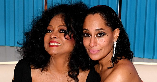 Tracee Ellis Ross Releases New Song 'Love Myself' Proving She Inherited Mom Diana Ross' Voice
