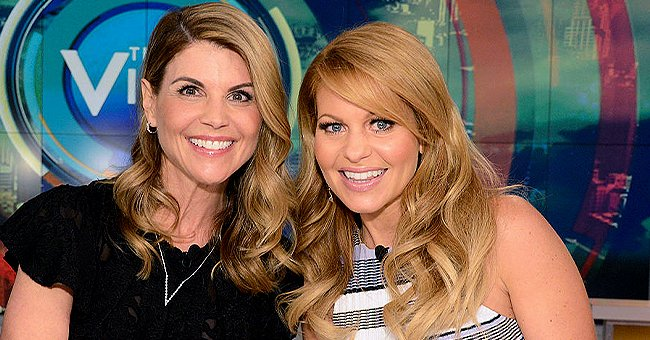 Candace Cameron Bure Shares Update on Friend Lori Loughlin after Her Prison Release