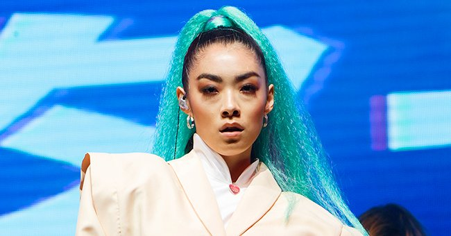 Rina Sawayama performs during All Points East Festival at Victoria Park on May 26, 2019.   Photo: Getty Images