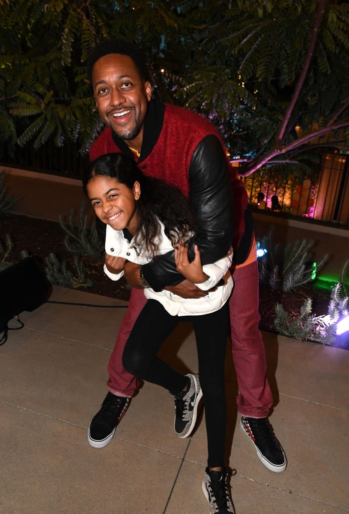 Jaleel White and Samaya White attend Tender Fest presented by Off The Menu and John Terzian on November 15, 2019 | Photo: Getty Images