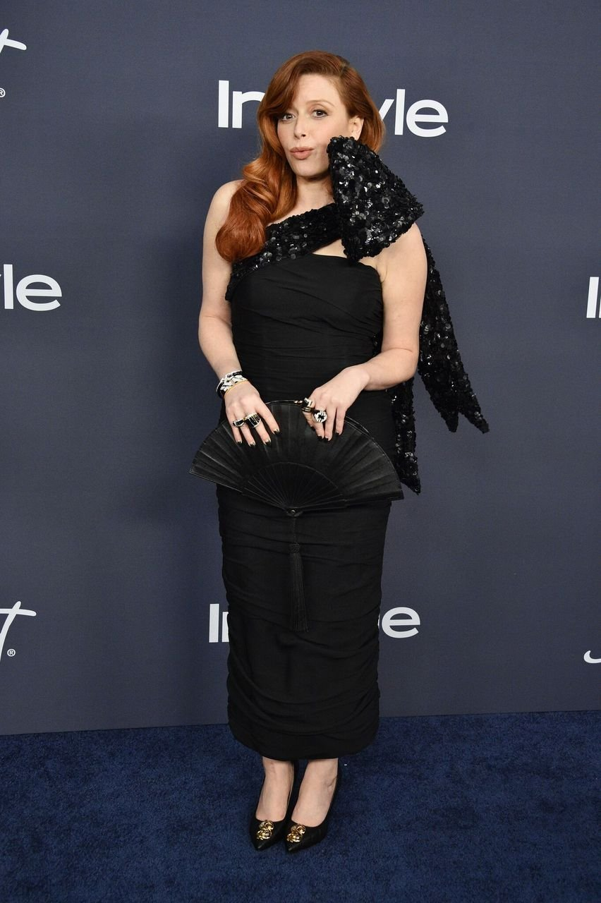 Natasha Lyonne attends the 21st Annual Warner Bros. And InStyle Golden Globe After Party. | Source: Getty Images