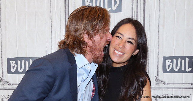 Joanna Gaines Shares Tender Photo of Baby Crew and He's Already so Big