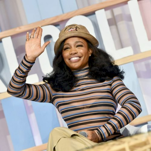 Sza (Photo by Emma McIntyre/Getty Images for Unilever/Dove)