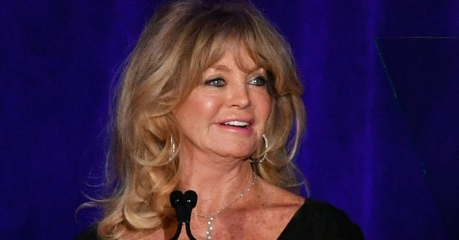 Goldie Hawn Promotes Mental Wellness for Kids with Moving Speech and Videos