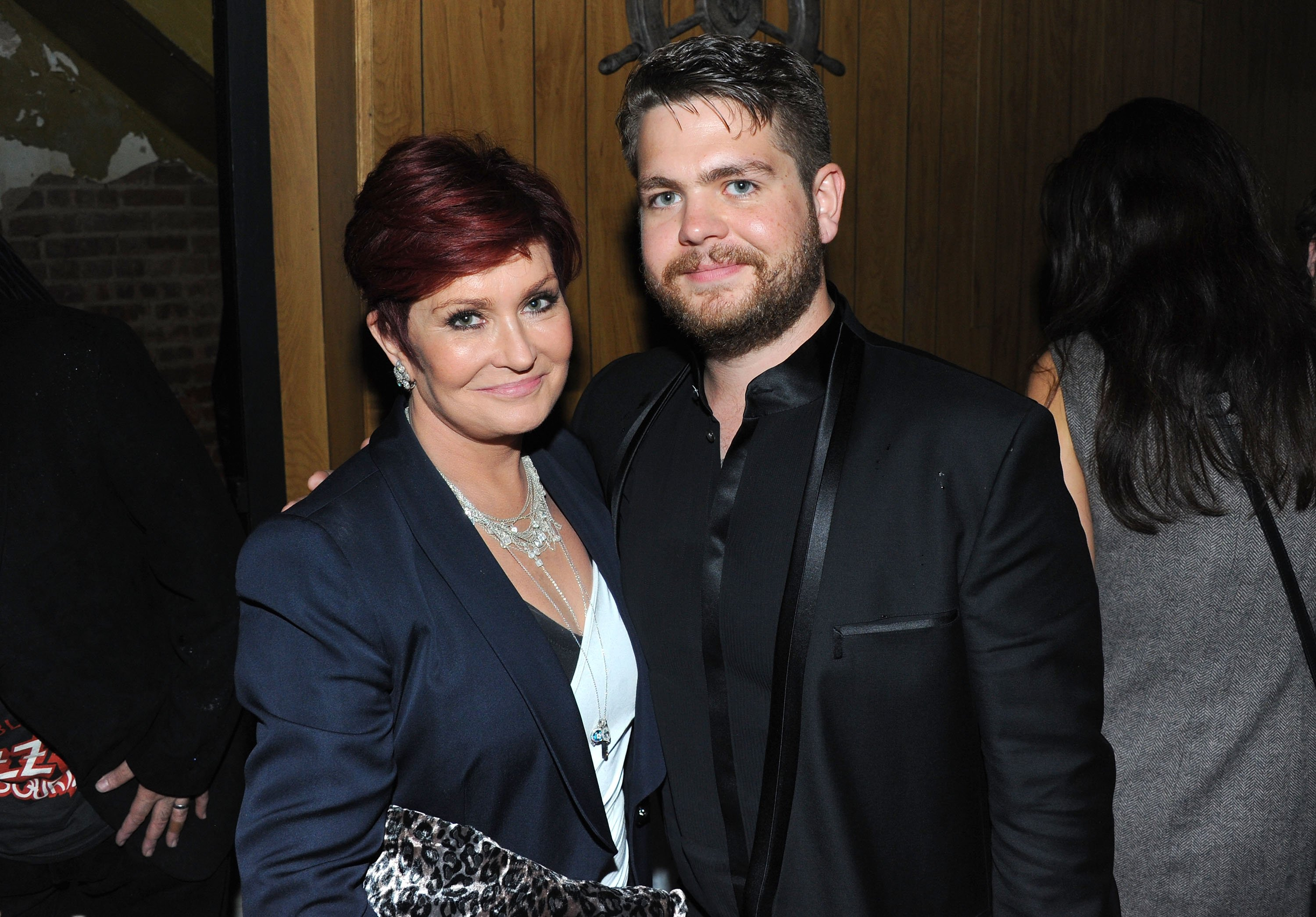 Sharon and Jack Osbourne at God Bless Ozzy Osbourne's premiere after-party at the Tribeca Film Festival, presented by American Express at Anchor Bar on April 24, 2011 in New York City | Photo: Getty Images