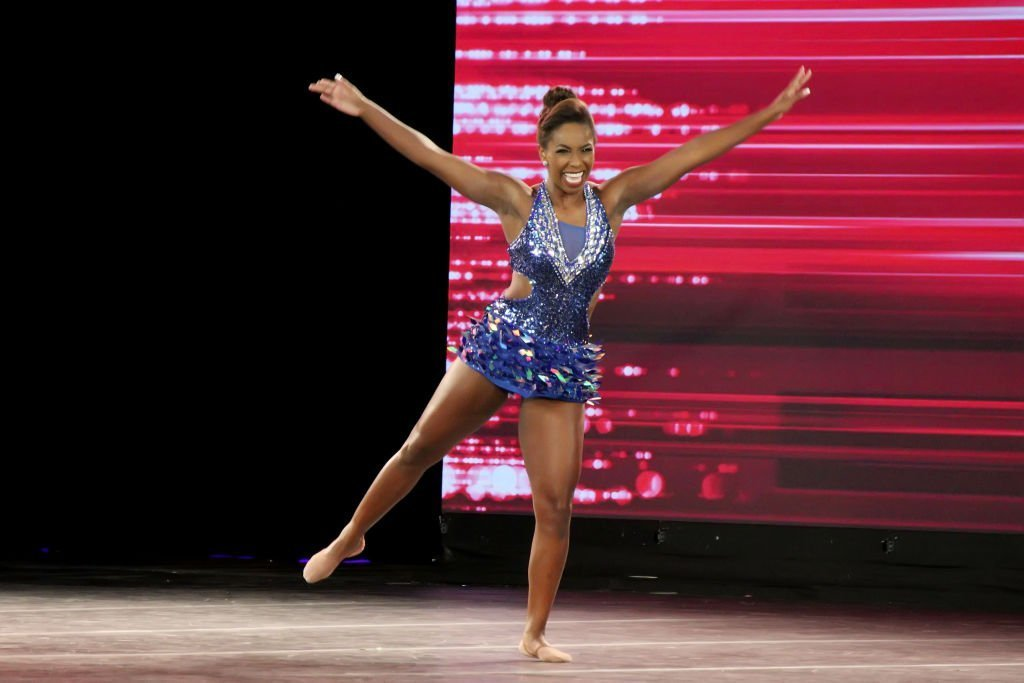 Miss Pennsylvania 2019 Tiffany Seitz performs a Jazz Dance at the 2020 Miss America 2.0 Competition at Mohegan Sun | Photo: Getty Images