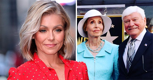 Kelly Ripa Congratulates Parents on Their Anniversary in a Sweet Post