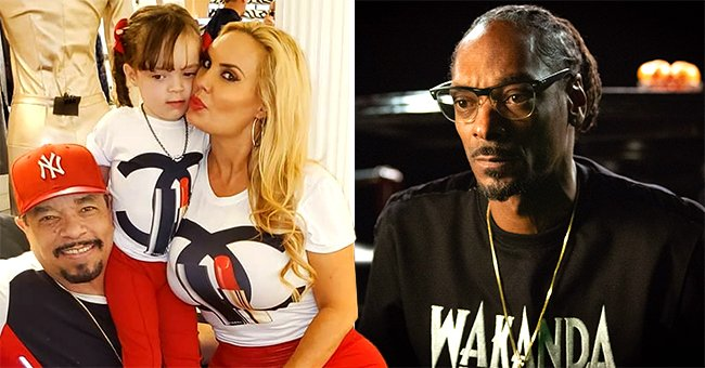 Ice-T's Wife Coco Receives Criticism after Video of Her Daughter Chanel with Snoop Dogg at Party