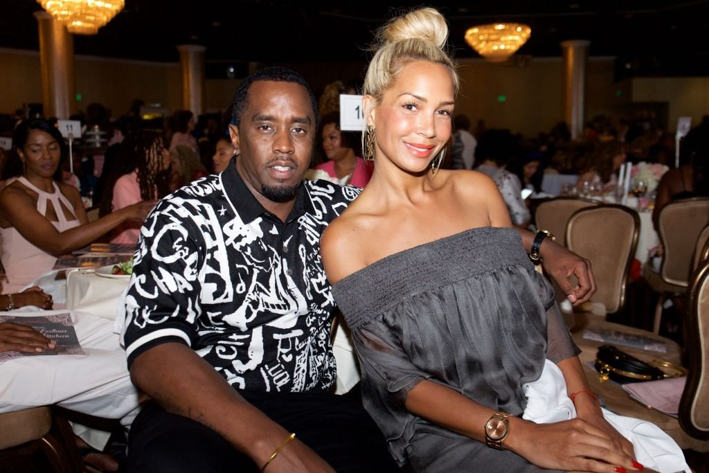 Sean Combs and Sarah Chapman attend the Ladylike Foundation's 9th Annual Women Of Excellence Awards Gala on June 3, 2017.   Photo: Getty Images
