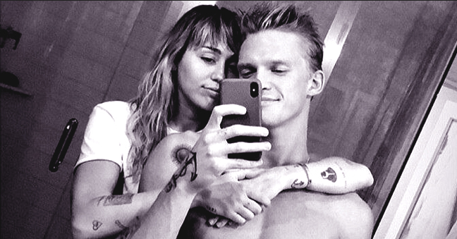 Miley Cyrus Shares Hot Pic of Her and Shirtless Cody Simpson after Leaving the Hospital