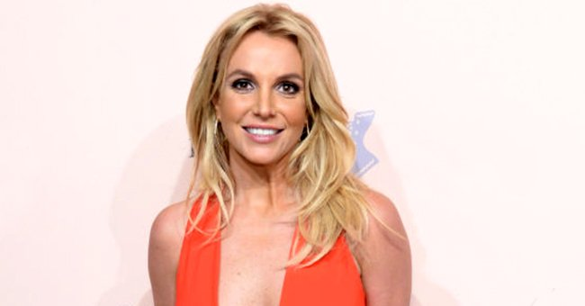 Britney Spears poses at the exclusive unveiling of The Intimate Britney Spears at New York Public Library, September 2014   Source: Getty Images