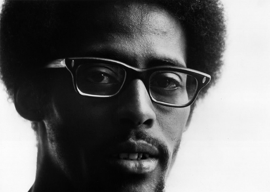 """Singer David Ruffin of the R&B group """"The Temptations"""" poses for a portrait in circa 1975. 