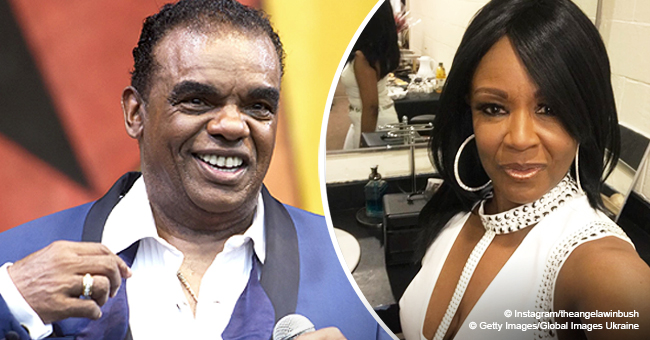 Angela Winbush Once Helped Ex Ron Isley Recover from Stroke after He Supported Her during Hard Time