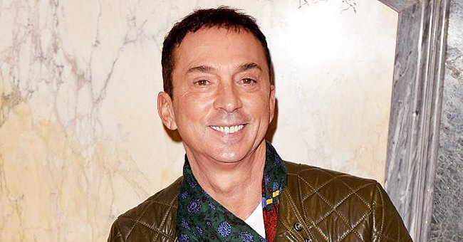 Check Out DWTS Star Bruno Tonioli's Natural Gray Hair –– What Do You Think of It?