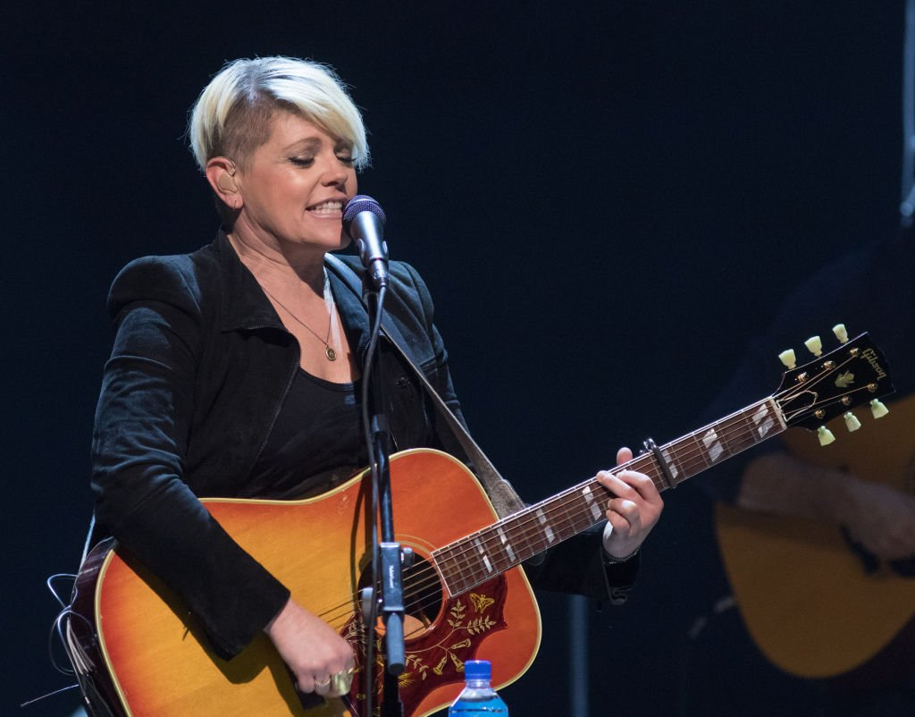 Natalie Maines of the Dixie Chicks, now known as The Chicks, performs onstage during the Mack, Jack & McConaughey charity gala at ACL Live on April 12, 2018 in Austin, Texas.   Photo: Getty Images