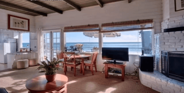 Eve Plumb's house in Malibu | Source: YouTube/Good Morning America