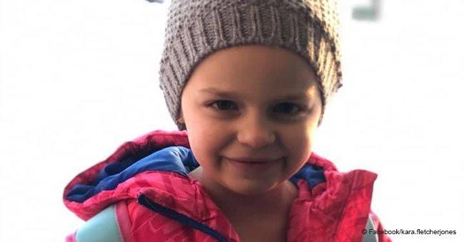 Une fille de 5 ans a miraculeusement survécu grâce à un dentiste qui a identifié un cancer lors d'une visite habituelle