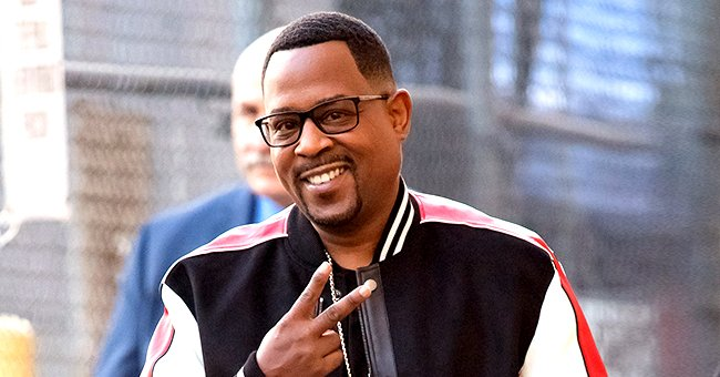 Martin Lawrence's Eldest Daughter Jasmin Flaunts Her Curves in a Fitting Red Outfit on IG