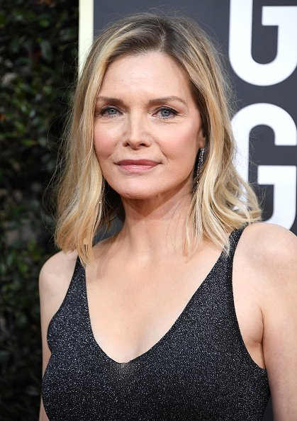 Michelle Pfeiffer at The Beverly Hilton Hotel on January 05, 2020 in Beverly Hills, California. | Photo: Getty Images