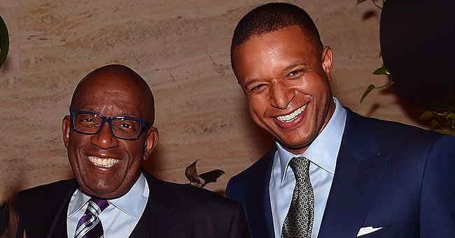 Al Roker Wishes 'Today' Co-host Craig Melvin Happy Birthday in a Sweet Post