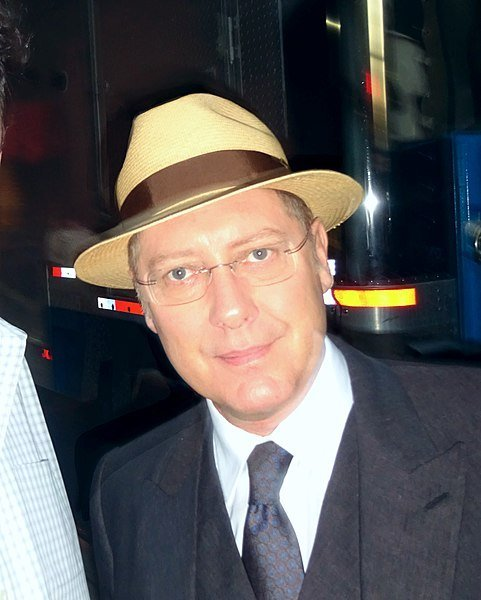James Spader, 2016. | Source: Wikimedia Commons