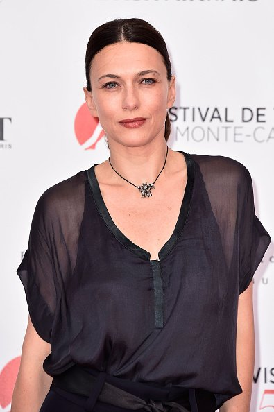 Natacha Lindinger, le 13 juin 2015 à Monte-Carlo, Monaco. | Photo : Getty Images