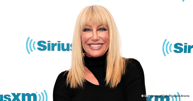 Suzanne Somers Shares a Naked Photo in the Bath, and Fans Opinions Are Divided