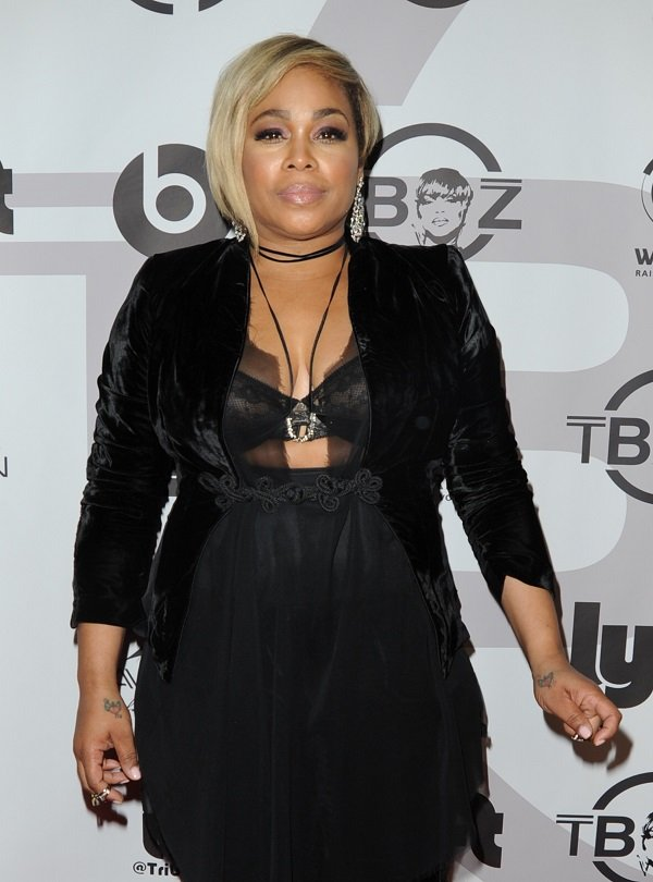Tionne Watkins aka T-Boz on September 27, 2017 in Hollywood, California | Source: Getty Images