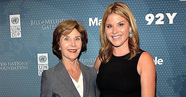 Jenna Bush Hager Wishes Mom Laura and Late Grandmother a Happy Mother's Day