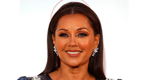 Vanessa Williams Goes Makeup-Free in a Photo without Filter
