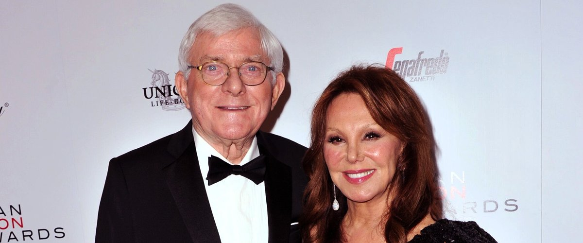 Phil Donahue Recalled Marlo Thomas' Memorable Appearance on His Talk Show