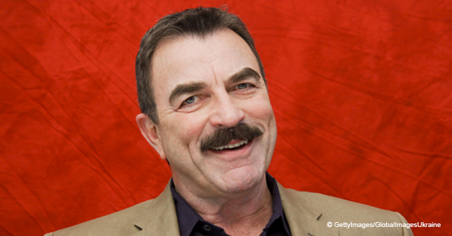 Tom Selleck Is Reportedly Working on His Memoirs