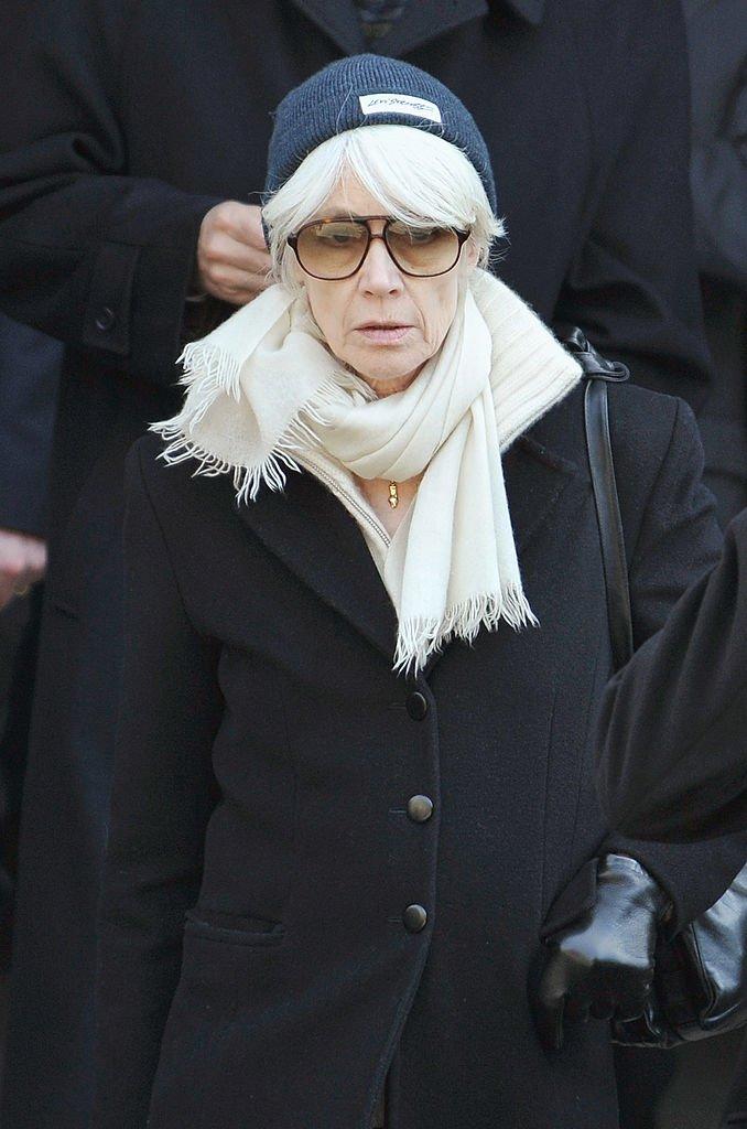 La chanteuse Françoise Hardy en 2009. l Souce : Getty Images