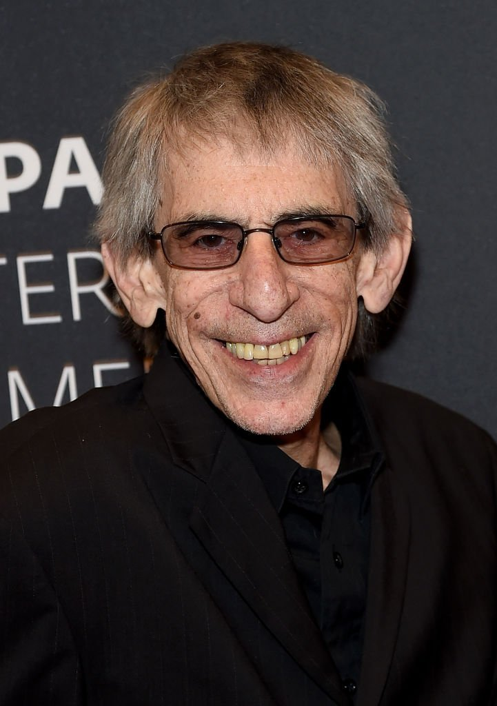 Richard Belzer at The Paley Center for Media on May 24, 2018 in New York City | Source: Getty Images/Global Images Ukraine