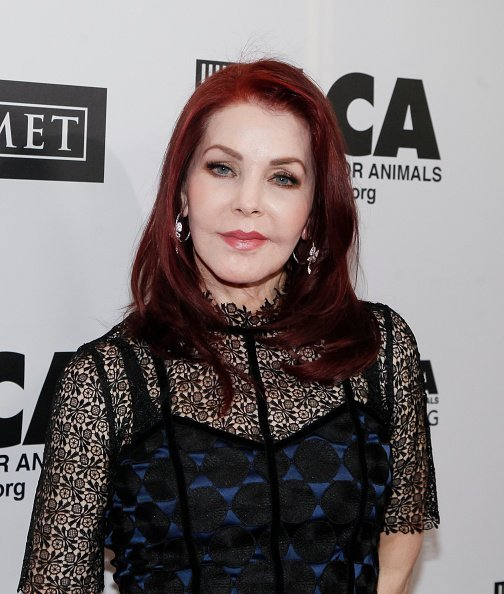 Priscilla Presley attends the Last Chance for Animals' 35th anniversary gala on October 19, 2019 | Photo: Getty Images
