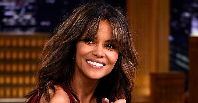 Check Out Halle Berry's Trendy Outfit – the Actress Shared a Throwback Pic on the 20th Anniversary of 'X-Men'