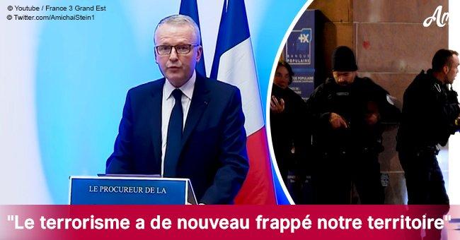 Fusillade à Strasbourg: On sait ce que le tueur a crié durant son attaque