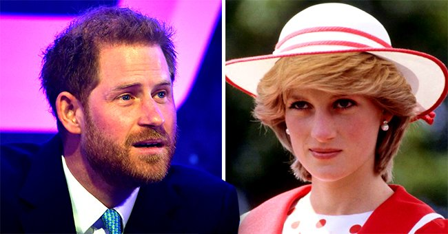 Prince Harry Calls the Passing of His Mom Princess Diana 'A Wound That Festers'
