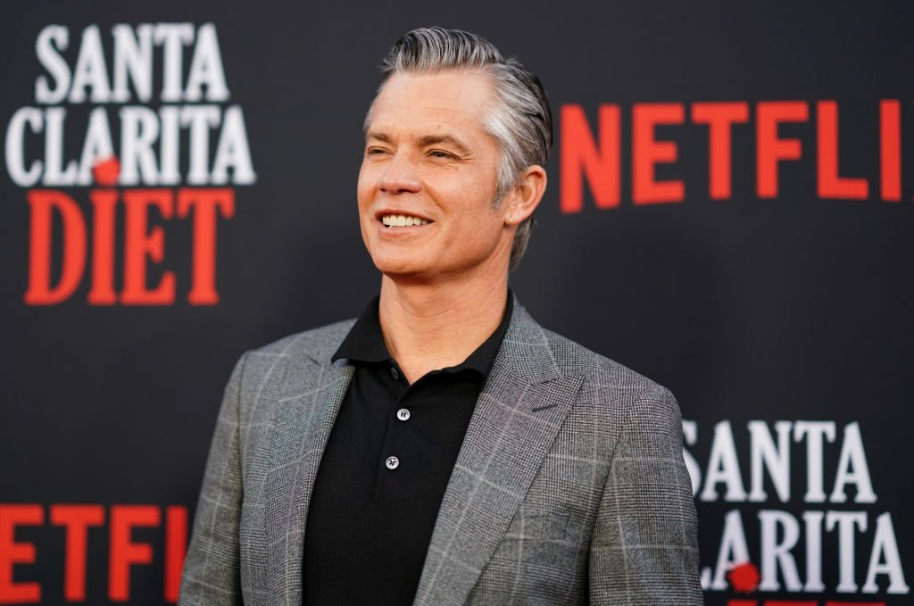 Timothy Olyphant at Netflix's 'Santa Clarita Diet' Season 3 Premiere at Hollywood Post 43 on March 28, 2019 in Los Angeles, California   Photo: Getty Images