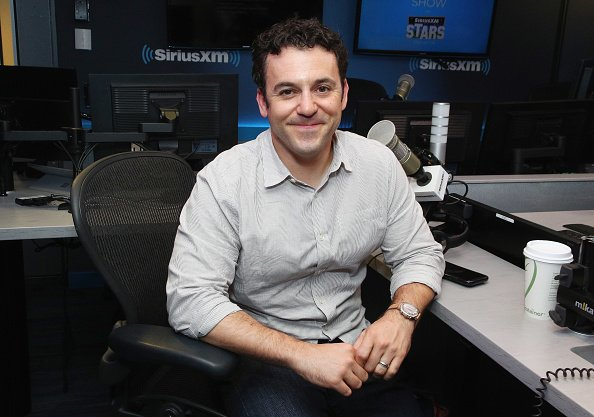 Fred Savage visits the SiriusXM Studios on July 23, 2019 in New York City. | Photo: Getty Images