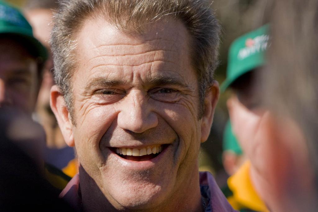 Mel Gibson. | Imagen: Flickr